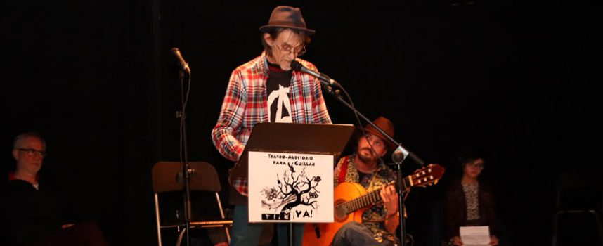 Textos, poemas y canciones dieron vida a la III Gala de los Micros Abiertos de Poesía
