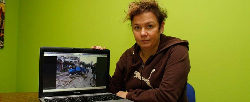 La cubana Lourdes Molter inicia una recaudación de fondos para ayudar a los afectados por el tornado en Cuba