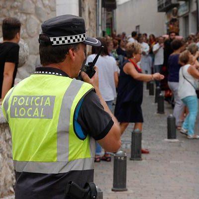 CSIF exige al Ayuntamiento mejores condiciones laborales para los Policías Locales de Cuéllar