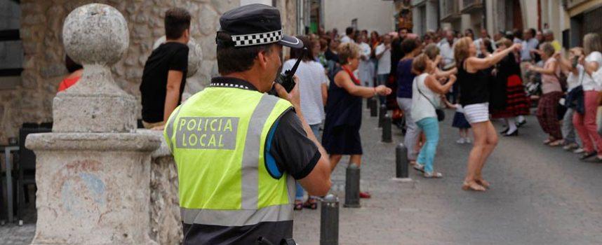 Concluye la selección de cuatro nuevos Policías Locales para Cuéllar