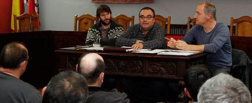 UCCL Segovia acercó la actualidad del sector de la remolacha a los cultivadores de la comarca