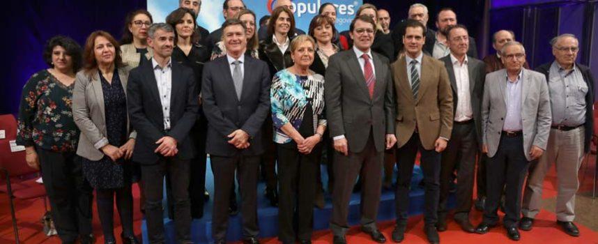 Los alcaldes de Carbonero el Mayor, Gomezserracín y Aguilafuente repiten como candidatos del PP