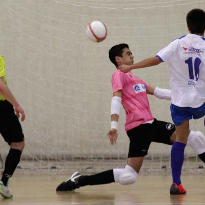 El Cistierna golea a un FS Cuéllar juvenil falto de intensidad y acierto