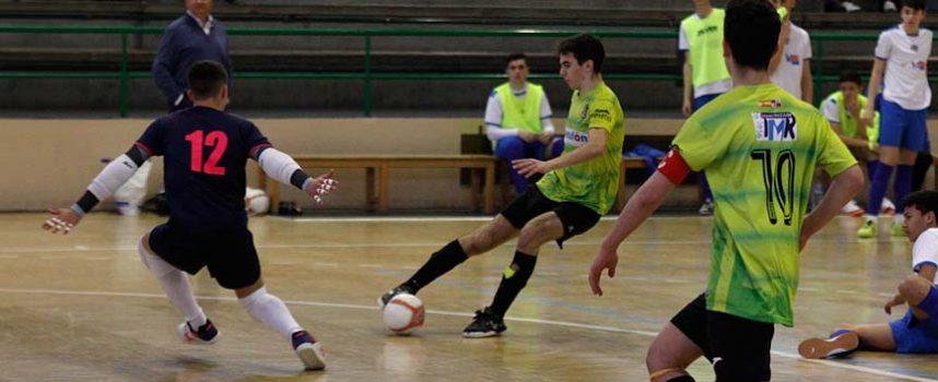 El FS Cuéllar juvenil se enfrenta el domingo en casa al Benavente