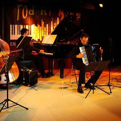 Viaje a través del tango con Concertango