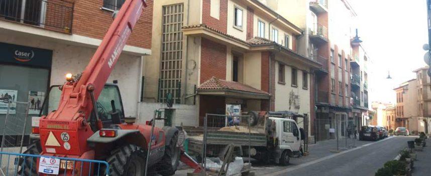 El Ayuntamiento iniciará en marzo las obras de insonorización de la Escuela Municipal de Música
