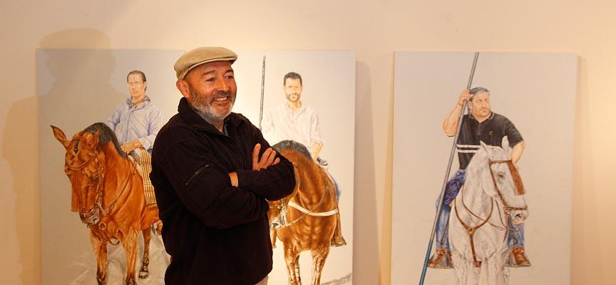 Rafael-de-Miguel-exposición-Tenerías-Cuéllar-escuellar