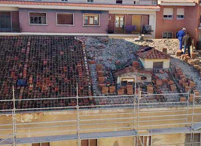El Ayuntamiento inicia la renovación de la cubierta de la Escuela Municipal de Música