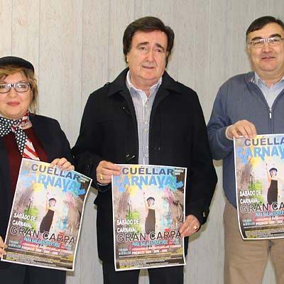 Una carpa en La Soledad será la principal novedad del carnaval en Cuéllar