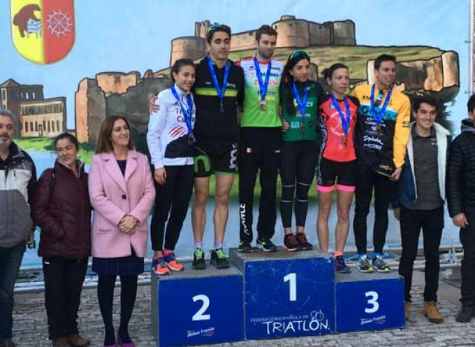 Marina Muñoz se clasifica para el Campeonato de España de Duatlón