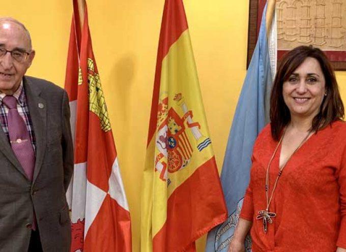 Turismo presenta su oferta en el marco del centenario del Centro Segoviano de Valladolid