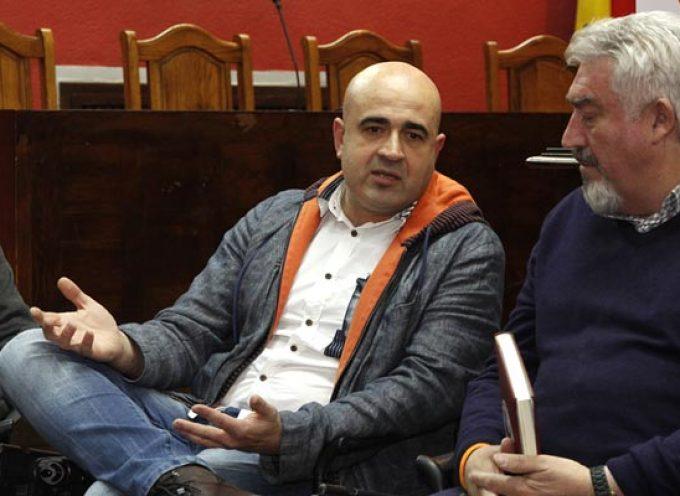 El coordinador de Ciudadanos Cuéllar presenta su dimisión en desacuerdo con la confección de la lista a las municipales