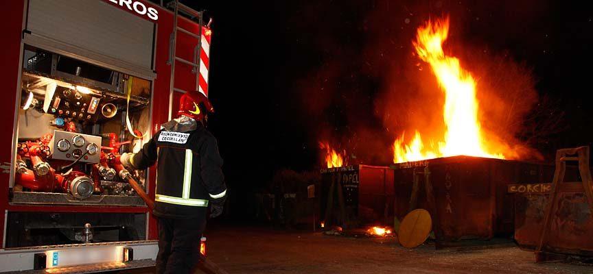 PSOE e IU reclaman parques de bomberos profesionales en Cuéllar y la zona nordeste en este ejercicio