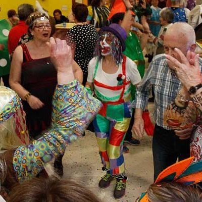 El Centro de Día abre sus puertas al carnaval
