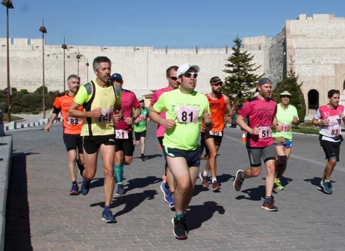 La IX Carrera de las Murallas de Cuéllar alcanza los 250 inscritos