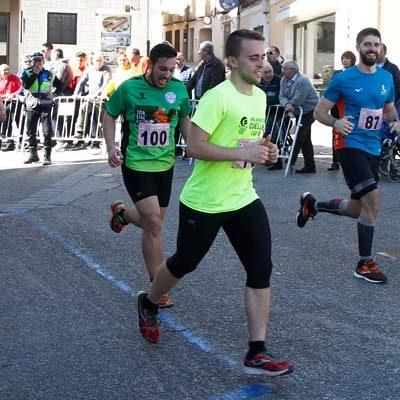La IX Carrera de las Murallas supera los 330 inscritos en su edición del 1 de marzo