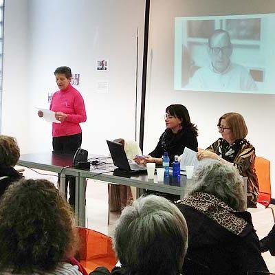 """El Centro de Educación de Adultos """"El Duratón"""" de Cantalejo homenajeó a Miguel Delibes"""
