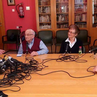 """`El legado de nuestros mayores"""" de RNE Radio 5 recoge las vivencias de los usuarios del Centro de Día de Cuéllar"""