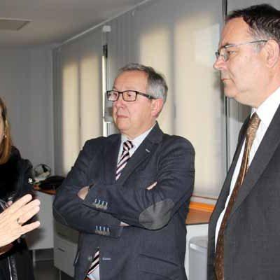 El Centro de Salud de Carbonero el Mayor ve ampliado y mejorado su espacio de atención tras las obras