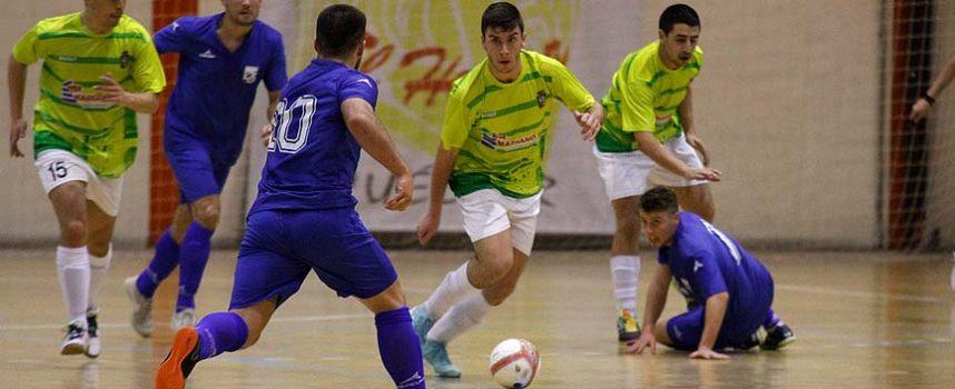 El Laskorain vence a un FS Cuéllar al que le costó entrar en el partido