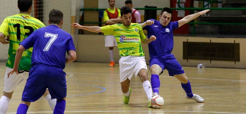 El FS Cuéllar se desplaza mañana hasta Tolosa para enfrentarse al Laskorain