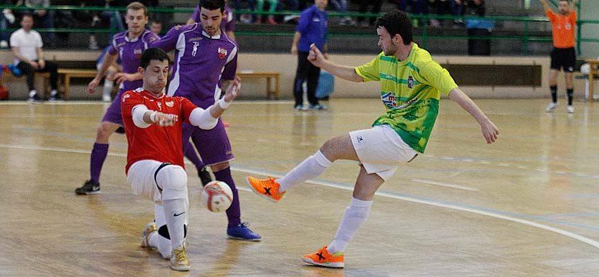 El FS Cuéllar podría conseguir hoy en casa la permanencia en Segunda B ante el segundo