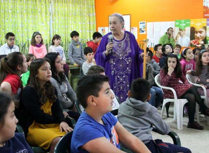 Asuntos Sociales acercó a los escolares cuentos para mejorar el mundo educando en igualdad