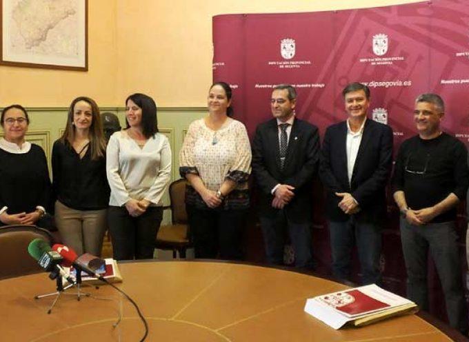 La Diputación renueva su apoyo a los Grupos de Acción Local de la provincia