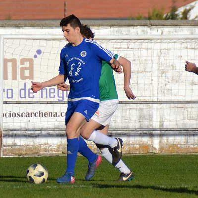 Choflas da tres puntos de oro al CD Cuéllar (1-0)