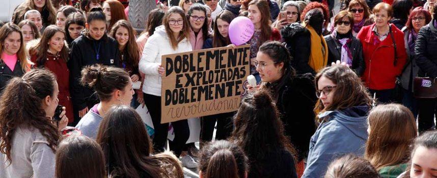 Las mujeres alzan la voz por sus derechos