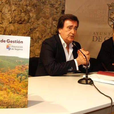 Francisco Vázquez destaca `Reconciliare´ como una de las grandes apuestas de la Diputación en los últimos años