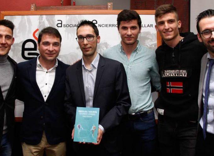 Rubén de Miguel auna su profesión y sus aficiones en su primer libro