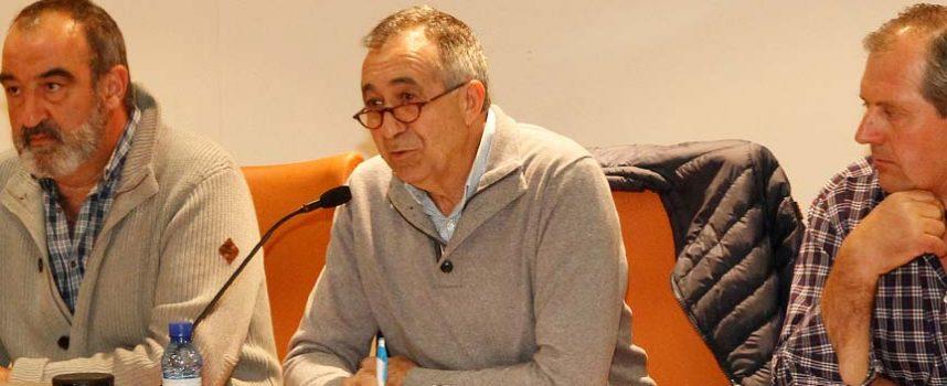 Justino Medrano, nuevo presidente de la cooperativa Acor