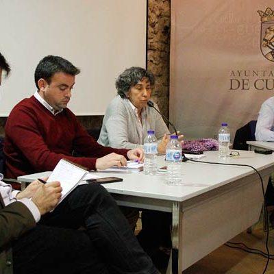 Los grupos políticos de Cuéllar sitúan la necesidad de un auditorio entre sus prioridades