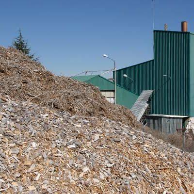 El PSOE pone en valor la construcción de la planta de biomasa 20 años después