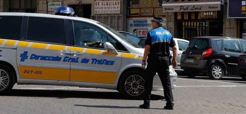 La Policía Local de Cuéllar realiza el control de las personas confinadas