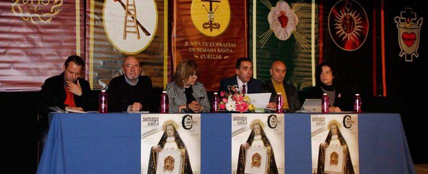 Procesiones, homenajes y actos de veneración centran la programación de Semana Santa en Cuéllar