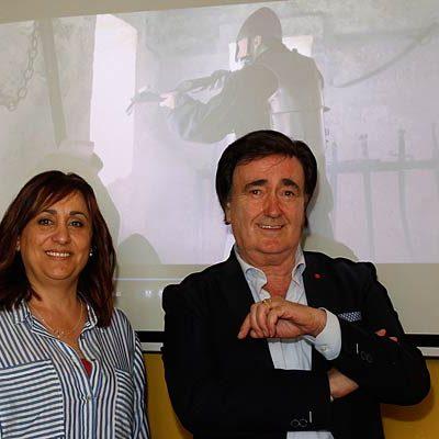Turismo de Cuéllar abre la nueva campaña de promoción con un spot del nuevo espectáculo teatralizado