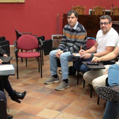 Ciudadanos Cuéllar ultima su programa y candidatura