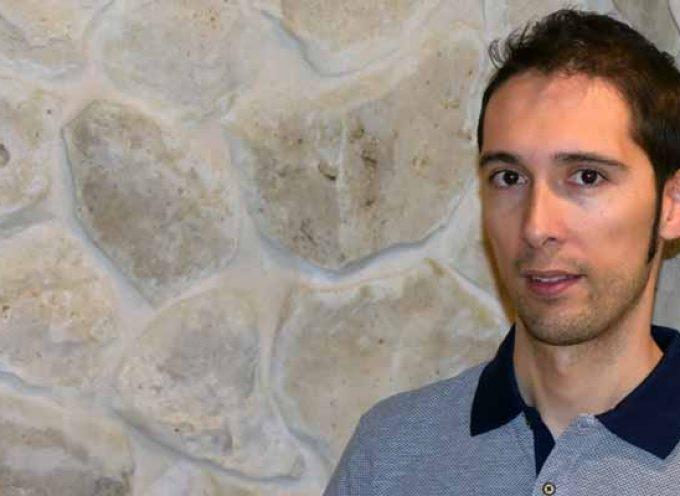 El cuellarano Rubén de Miguel presenta el viernes su libro `Fisioterapia y osteopatía en el mundo de la tauromaquia´