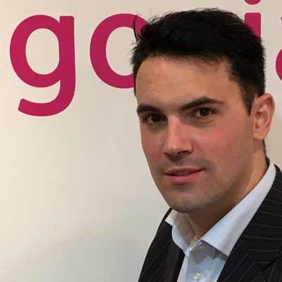 Borja Sanz, candidato a la Alcaldía de Cuéllar por Centrados