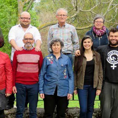 Izquierda Unida-Unidad Popular combina veteranía y juventud en su lista a la Alcaldía de Cuéllar