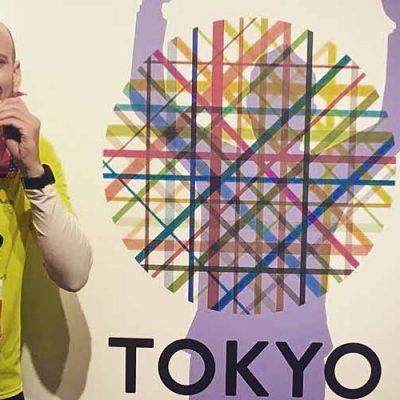 El cuellarano José Criado logra completar en Boston las seis grandes maratones del mundo