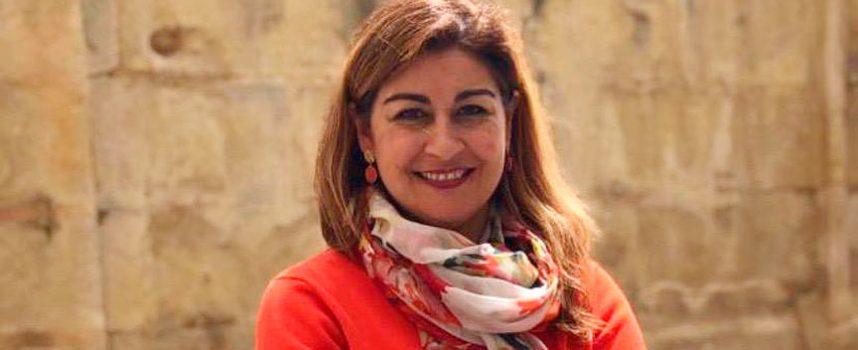 La cuellarana Marta Sanz encabeza la candidatura de Ciudadanos a las Cortes de Castilla y León  por Segovia