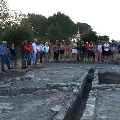 El Yacimiento de Santa Lucía centrará la IV Jornada de Patrimonio Arqueológico de Aguilafuente