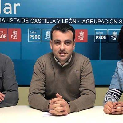 Carlos Fraile vuelve a ser el candidato del PSOE a la alcaldía de Cuéllar