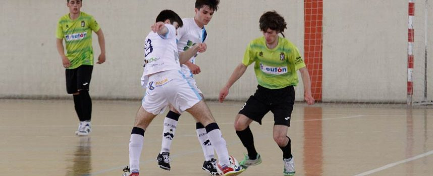 Valverde se lleva los puntos de un mal derbi provincial ante el FS Cuéllar juvenil