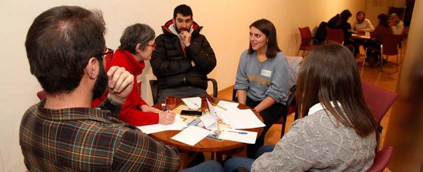 `Cuéllar Expres@´ debatió sobre la actualidad y el futuro de la vida cultural en la villa