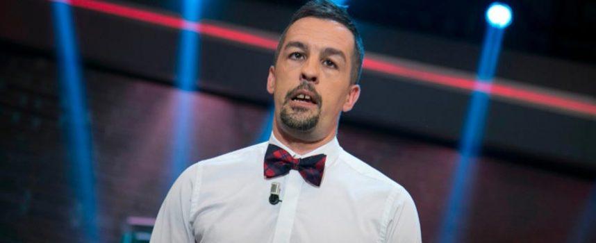 El monologuista Dani Fontecha actuará el sábado en Vallelado