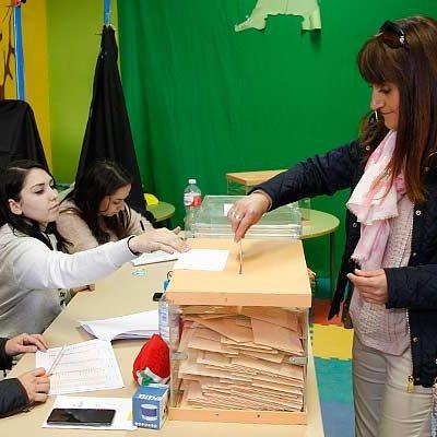 El PSOE gana terreno al PP en la comarca cuellarana en la que Ciudadanos y Vox cobran fuerza